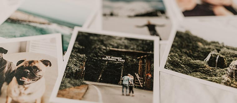 Stampare una foto