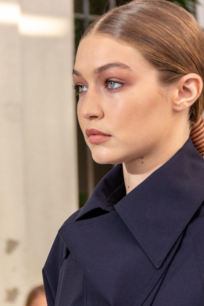 Gigi Hadid - Sfilata di MaxMara - Milano Fashion Week