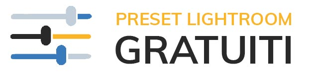 Preset Lightroom Gratuiti