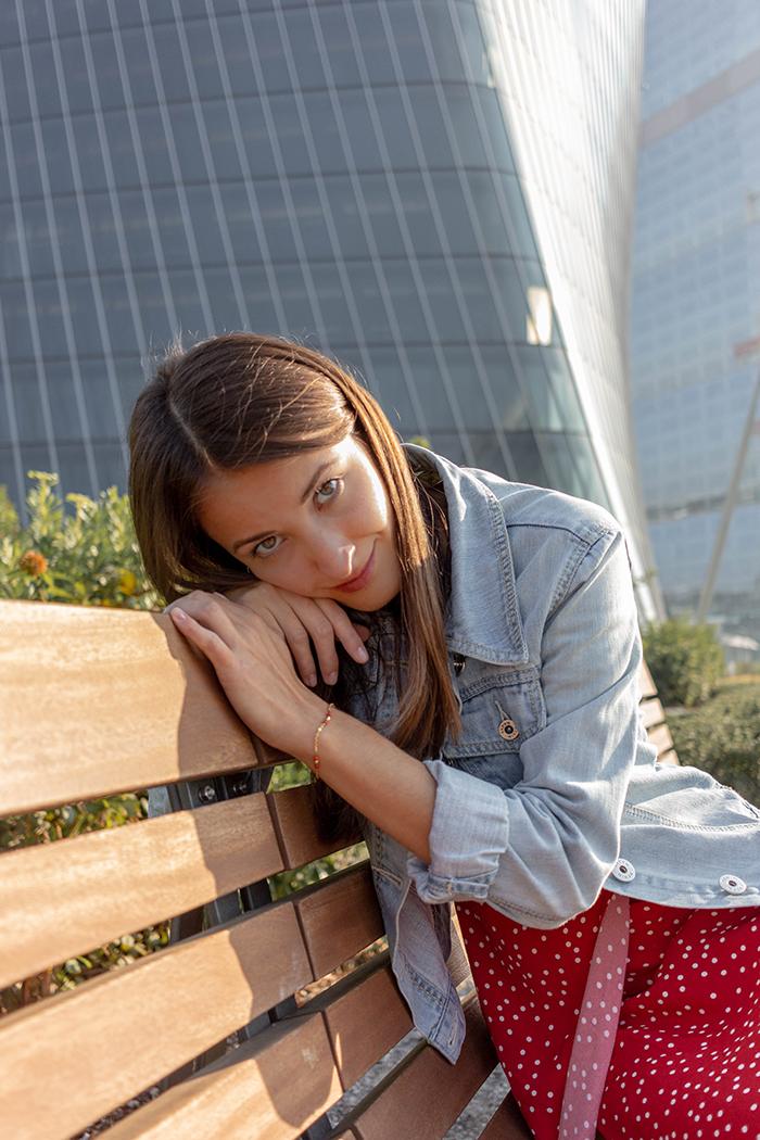 Monica Pirozzi a City Life