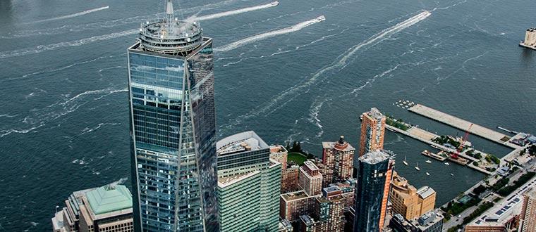 Curva di viraggio - New York