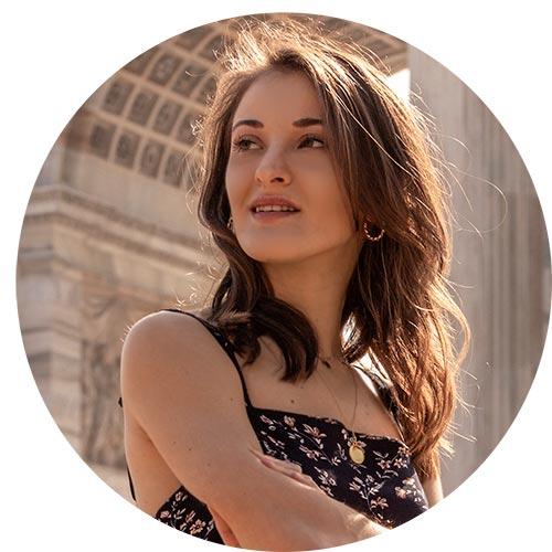 Monica Pirozzi Profilo