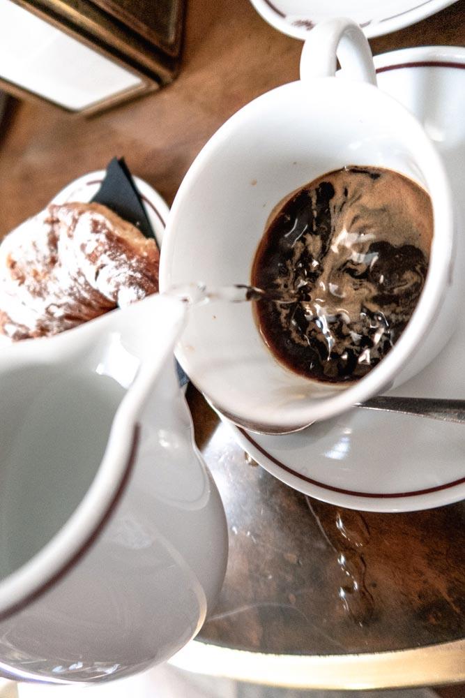 caffe amoricano palazzo reale milano