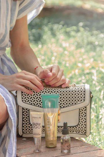collaborazioni su aziende cosmetiche su Instagram - box abiby