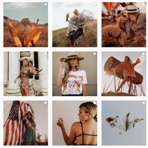 profilo instagram page arminta