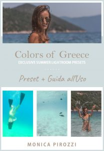 Colors of Greece - Lightroom Preset Pack