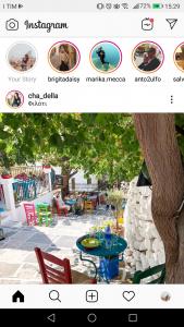 IGTV nella home Instagram